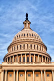 US Capitol Building Dome. The United States Congress Dome on the mall in Washington D.C Royalty Free Stock Photos