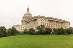 The US Capitol Building in the US Capital. The US Capitol Building in Washington DC Stock Photos