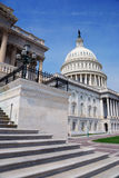 US Capitol Building, Washington DC. Royalty Free Stock Photography