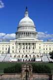 The US Capitol Building in Washington, DC Stock Images