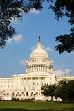 US Capitol Building, Washington DC Royalty Free Stock Photo