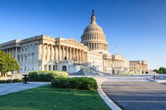 US Capitol Building in Washington DC Royalty Free Stock Images