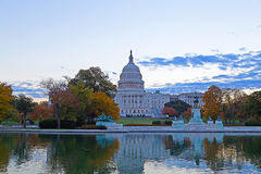 US Capitol building, Washington DC Stock Image