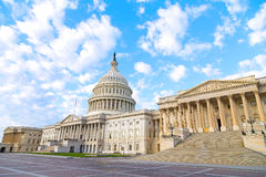 US Capitol building, Washington DC Royalty Free Stock Image