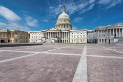US Capitol Building royalty free stock image