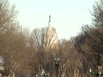 US Capitol Building, Washington DC stock video footage