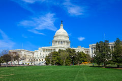 US Capitol Building - Washington DC United States Royalty Free Stock Photography