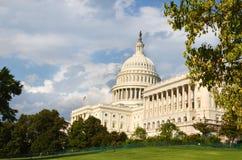 US Capitol building, Washington DC, USA Royalty Free Stock Photos