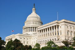 US Capitol Building. The US Capitol Building in Washington, DC, USA Royalty Free Stock Photo
