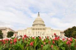 US Capitol building, Washington DC, USA royalty free stock photography