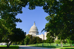 US Capitol building, Washington DC, USA Stock Photo
