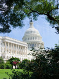 US Capitol building , Washington DC. View on US Capitol building in Washington DC USA Stock Photography