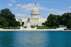 US Capitol building , Washington DC Stock Photo