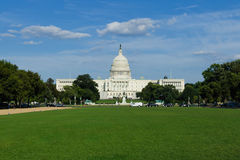 US Capitol building , Washington DC Royalty Free Stock Photo