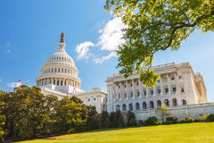 US Capitol and capitol hill Stock Images