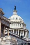 US Capitol closeup, Washington DC. stock image