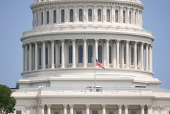 US Capitol Detail Royalty Free Stock Image