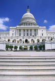 US Capitol Detail Royalty Free Stock Photography