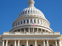 US Capitol Dome Royalty Free Stock Images