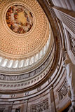 US Capitol Dome Rotunda Lincoln Statue Washington Royalty Free Stock Image