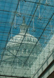 US Capitol dome in Washington DC Royalty Free Stock Images