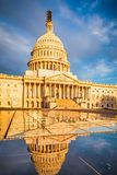 US Capitol Royalty Free Stock Photos
