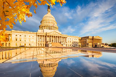 US Capitol Royalty Free Stock Photo