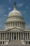 US Capitol (front) Royalty Free Stock Photo