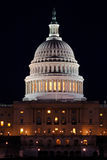US Capitol at night, Washington, DC Stock Photography