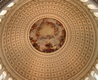 US Capitol Rotunda Stock Photography