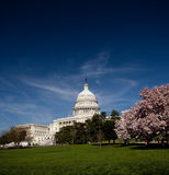 US Capitol up close Stock Photos