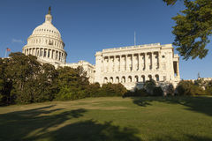 The US Capitol Royalty Free Stock Photos