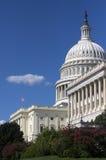 The US Capitol in Washington DC stock photos