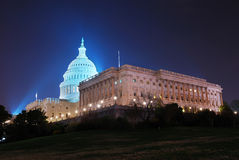 US capitol, Washington DC stock image