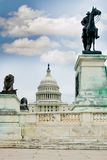 Us capitol in washington dc Royalty Free Stock Photography