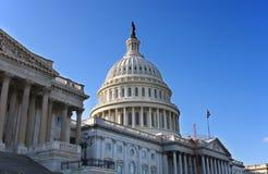 US Capitol , Washington DC Royalty Free Stock Photos