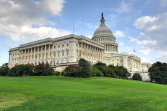 US Capitol in Washington DC Stock Image