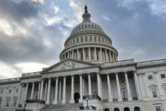 US Capitol in Washington DC Royalty Free Stock Images
