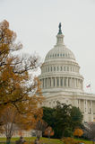 US Capitol, Washington DC,  USA. Autumn. Stock Photography