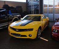 US cars Stock Photo