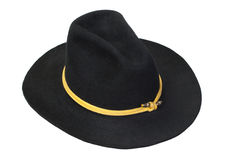 US Cavalry black hat Stock Photo