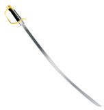 US Cavalry Sabre Stock Image