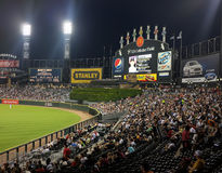 US Cellular Baseball Field Stock Image