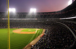 Free US Cellular Field At Twilight Royalty Free Stock Images - 11058949