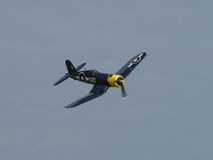 US Chance Vought Corsair aircraft Stock Photography