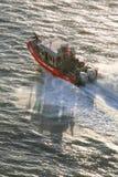 US Coast Guard motorboat Royalty Free Stock Photography