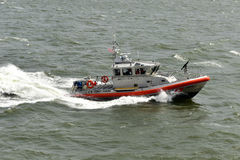 US Coast Guard Ship Royalty Free Stock Image