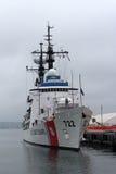US Coat Guard Ship Stock Photography
