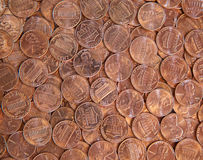 US Coins Royalty Free Stock Photos