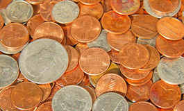 US Coins Stock Photos